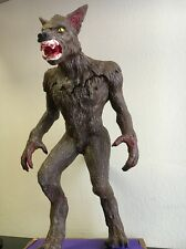 "1988 SCREAMIN' MODEL WEREWOLF 18""  Zombi Wolf Man Turn skin"