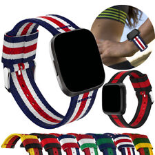 FOR Fitbit Versa 1/ 2/ Lite Replacement Multicolor Band Strap Wristband Bracelet