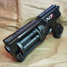 Mass Effect Inspired Modified N7 Nerf Maverick Night Flying Rodent