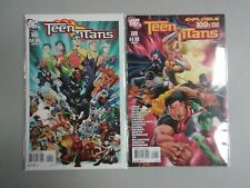 Teen Titans #100 Variant Set (Nicola Scott Cover & Phil Jimenez Variant)