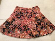 Ladies Lily White  short skirt size SMALL