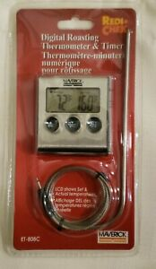 Maverick ET-808C Redi Chek Digitial Roasting Thermometer & Timer