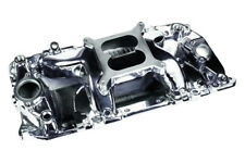 53025 Bbc Crosswind Intake Manifold   Polished