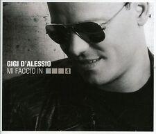 Gigi D'Alessio, D'Alessiogigi - Mi Faccio in Quattro [New CD] Holland - Import