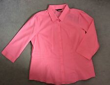 Marks and Spencer Polycotton Collared Hip Length Women's Tops & Shirts