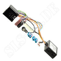 ACV Can-Bus Interface Quadlock Zündung Tacho 2x Fakra ISO Audi Seat Skoda VW EOS