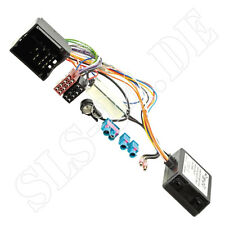 ACV Can-Bus Interface Quadlock ignición velocímetro 2x FAKRA iso AUDI SEAT SKODA vw eos