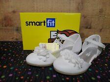 Smartfit 165996 CICI DRESS White Girls Heels Shoes Size 9 NWB