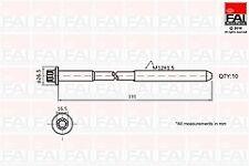 ENGINE HEAD BOLT (BOX OF 10) FAI B896
