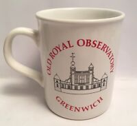 Old Royal Observatory Greenwich Mug 0 00'00'' Longitude