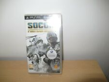 PSP Socom : Fire équipe Bravo 3 uk pal , neuf & Sony scellé en Usine