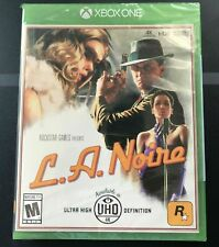 L.A. Noire - Xbox One - BRAND NEW & SEALED - FREE SHIPPING