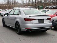 Rear Boot S LIne S4 Trunk Spoiler Wing For Audi A4 S4 B9 Duckbill