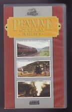 Pennine Steam In The 60s (VHS) Railway Video Tape