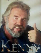 KENNY ROGERS 1980 US TOUR PROGRAM
