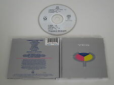 YES/90125(ATCO 7 90125-2) CD ALBUM
