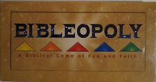 Bibleopoly A Biblical Game of Fun and Faith Late For The Sky New/Sealed