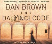 The Da Vinci Code by Dan Brown - MP3 Audiobook Unabridged