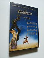 THE WARRIOR DVD - NUOVO - OLOGRAMMA RETTANGOLARE