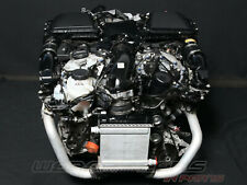 100km MB W222 S400 Maybach 4MATIC M276824 Motor Engine Turbocharger V6 Bi Turbo