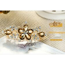 Girls Gift Hair Clip Crystal Twinkling Women Jewelry Hairpin Tiara Barrette