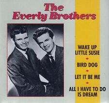 THE EVERLY BROTHERS : 4 TRACKS / 3 INCH CD (RHINO RECORDS R3 73008)