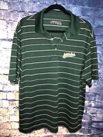 Mens size Large MLB Oakland A's Athletics NIKE S/s golf polo Free Shippin🔥
