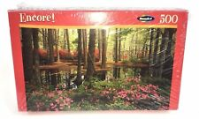 RoseArt Encore! 500 piece Puzzle Cypress Gardens No. 06052 Factory Sealed New