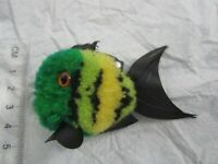 Steiff Fish 1970s Made in Germany, Collectable