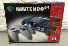 Nintendo64 N64 Console Box Only *NO CONSOLE* 1996 Original 1st Gen Box
