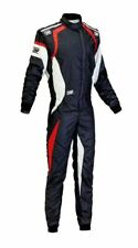 OMP Go Kart Race Suit CIK FIA Level 2 with free gifts Gloves and balaclava