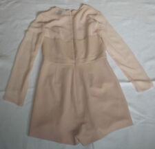 BNWT ASOS PETITE UK 10 EUR 38 US 6 PEACH NUDE PLAYSUIT TOP/SKIRT SHORTS DRESS