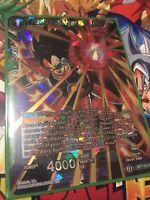BT7-051 SR Raditz, Saiyan-in-Arms Super Rare Dragon Ball Super Card Mint