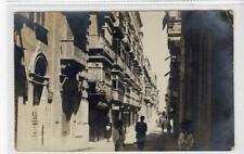 More details for strada mezzodi, valletta: malta postcard (c47270)
