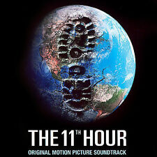 FREE US SHIP. on ANY 3+ CDs! ~Used,Good CD 11TH HOUR / O.S.T: 11th Hour Soundtra