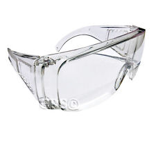Clear Safety Glasses Goggles Shooting Range Eye Protection Impact Resistant OTG