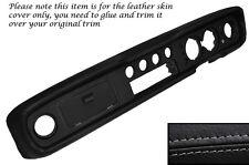 GREY STITCH DASH DASHBOARD LEATHER SKIN COVER FITS FORD CORTINA MK2 1600E