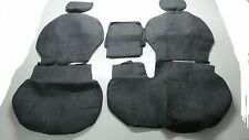 PLAIN GREY VELOUR SEAT COVER TO SUIT HOLDEN VP,VR UTE 3 SEATER, PLAIN GREY