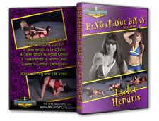 Dangerous Divas -  Taeler Hendrix  DVD, Female Wrestling Knockouts Shine TNA