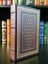 Gustave Flaubert Madame Bovary Franklin Library 1st/1st Edition Out Of Print