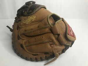 Rawlings Champion Series Catchers Mitt Glove CHCMFP LiTe Toe BBES29