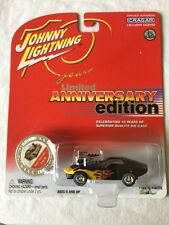 Johnny Lightning Limited Anniversary Edition Chevy Vicious Vette 1/64 Die-Cast