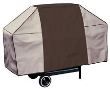 "Keanall Pvc/Polyester Premium Grill Cover 68"" x 21"" x 37"" Two Tone Tan Kn385"
