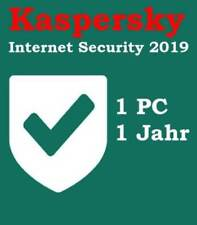 Kaspersky Internet Security Lizenz 2019 1-PC / 1 Jahr Download Lizenz Key