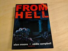 From Hell Graphic Novel Softcover (eddie campbell comics Edition)