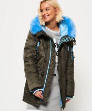 Superdry Womens Sd-L Parka Coat