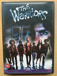 The Warriors DVD 1979 Gang Action Movie Classic Original Cinema Version