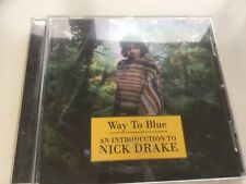 NICK DRAKE WAY TO BLUE CD HAZEY JANE FRUIT TREE RIVER MAN PINK MOON TIME CELLO
