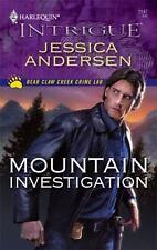Mountain Investigation (Harlequin Intrigue), Jessica Andersen, 0373694148, Book,