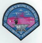 CV-63 USS KITTY HAWK/VAQ-134 WESTPAC 92-93 patch